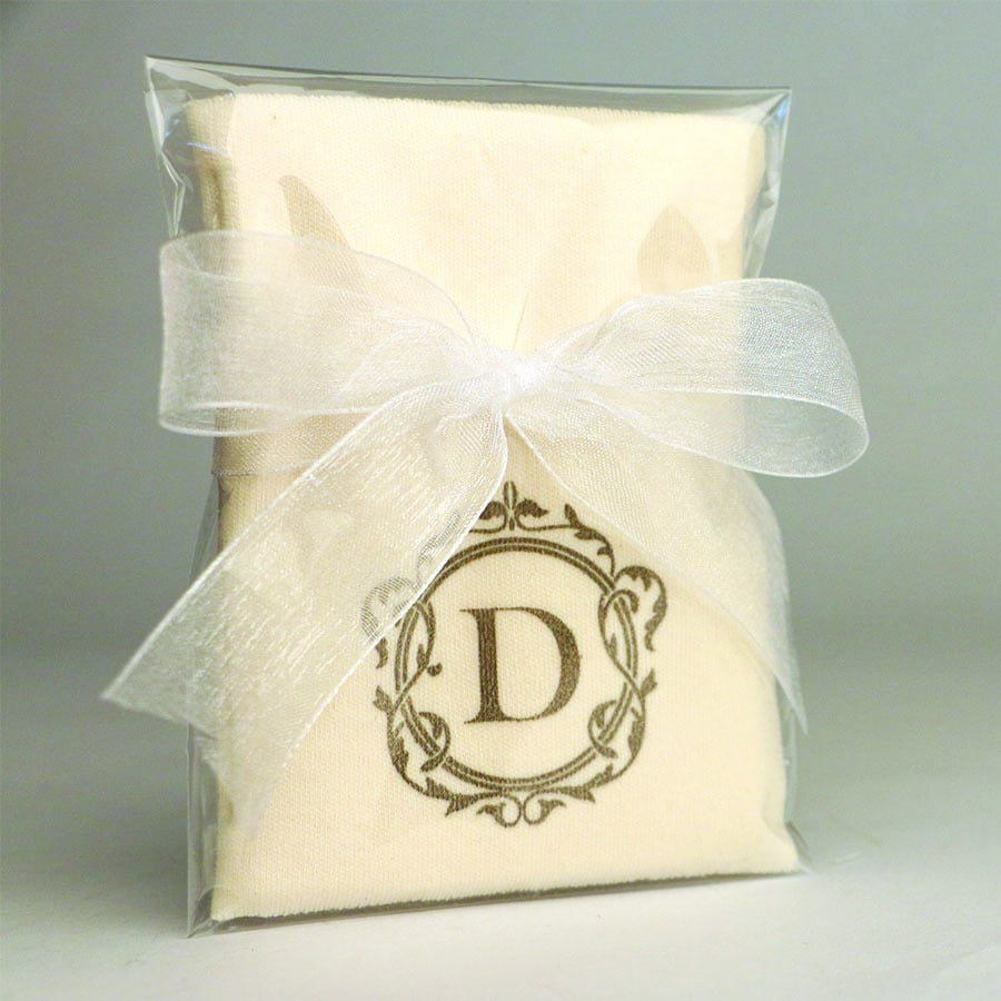 HankyBook Wedding Favor - Ribbon - HankyBook