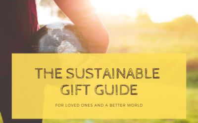 The Sustainable Gift Guide for Loved Ones and a Better World