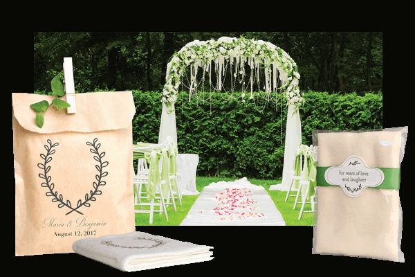Sustainable wedding