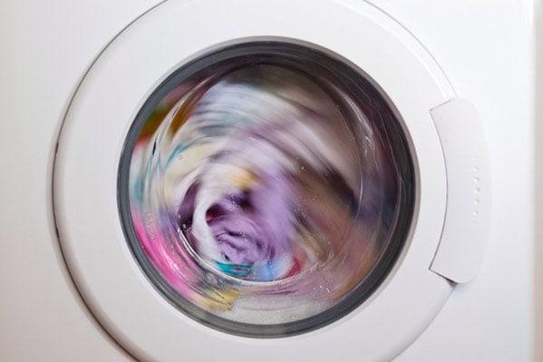 Washing handkerchief