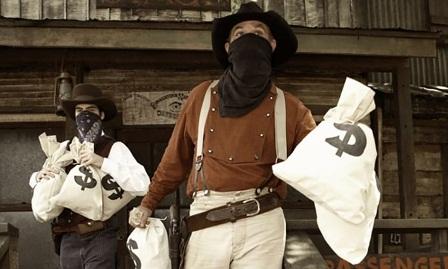 Handkerchief robbery