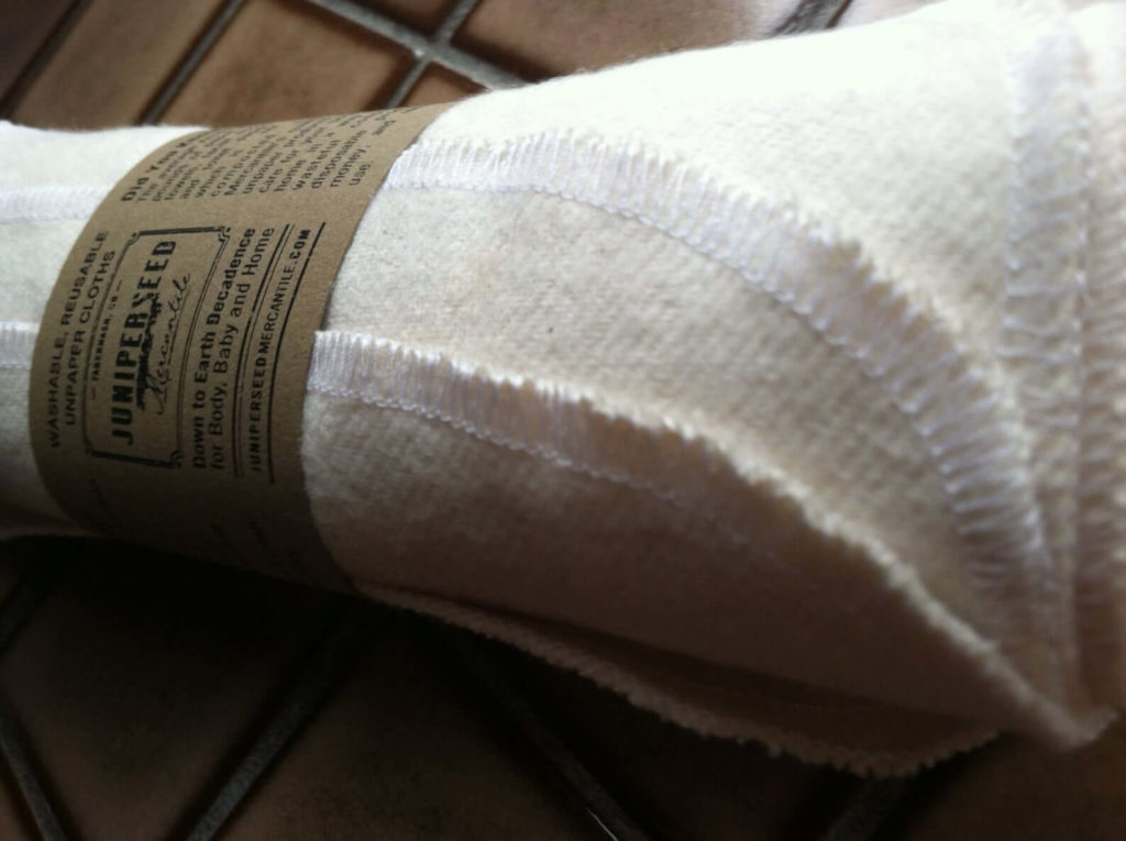 Cotton tissue replacement