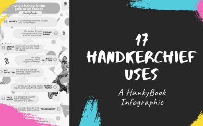 17 Handy Handkerchief Uses [Infographic]