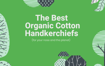 Simply The Best Organic Cotton Handkerchiefs for 2021 and Beyond