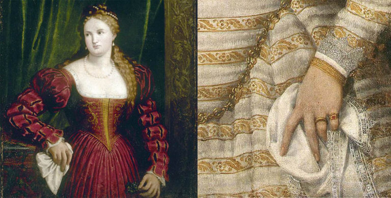 Historical handkerchiefs